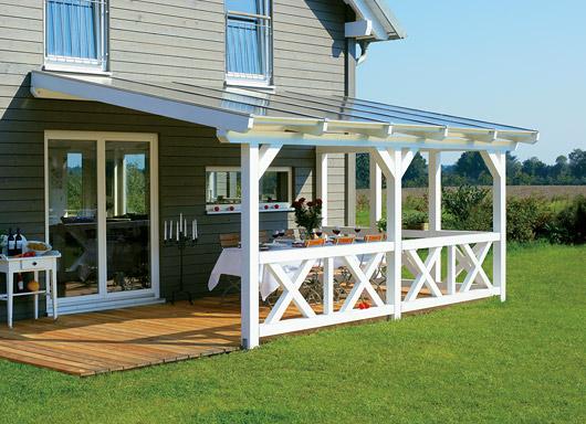 Terrassendach Veraskan 3040 Aus Holz Terrassendach Hersteller24