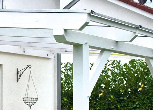 Terrassendach Veraskan 5040 Aus Holz Terrassendach Hersteller24